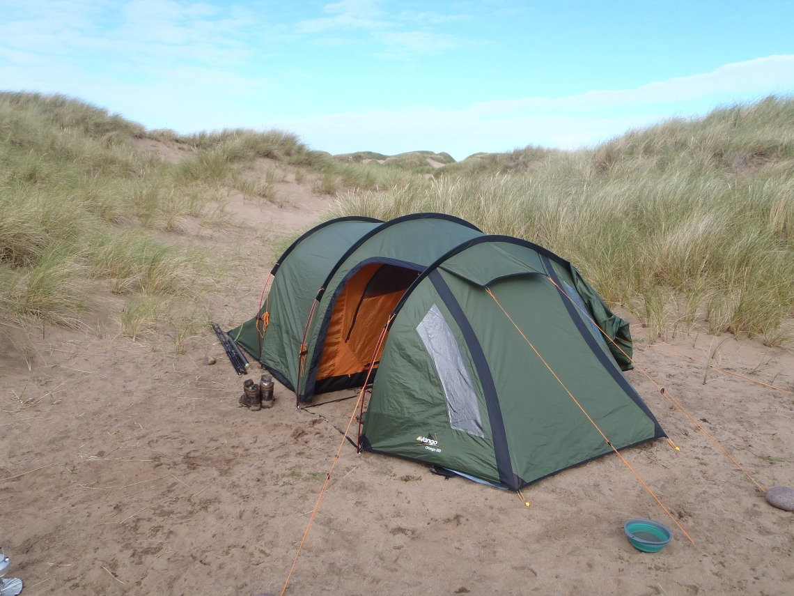 Camping Sandwood