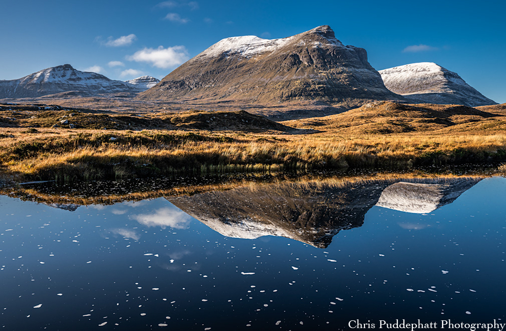 quinag reflection 8nov19